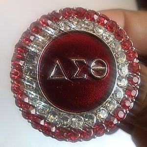 Accessories - Sorority Delta Scarf Ring Holder
